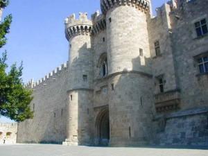 Rhodos-castle
