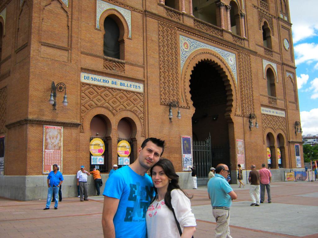 Pla de Toros Las Ventas