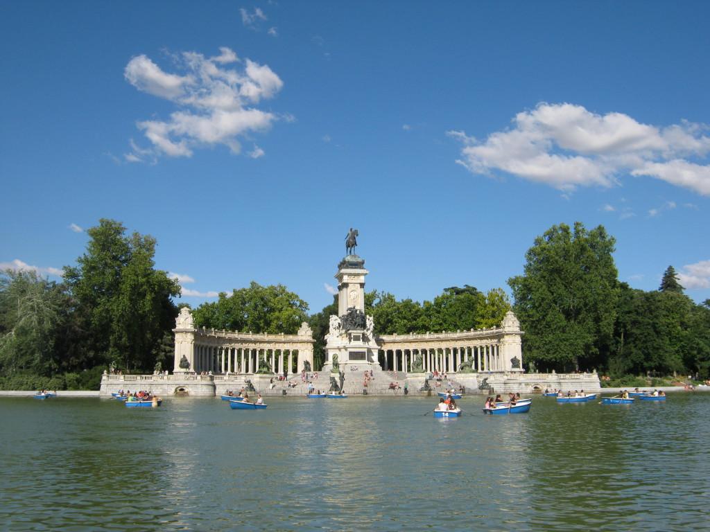 Parcul Retiro