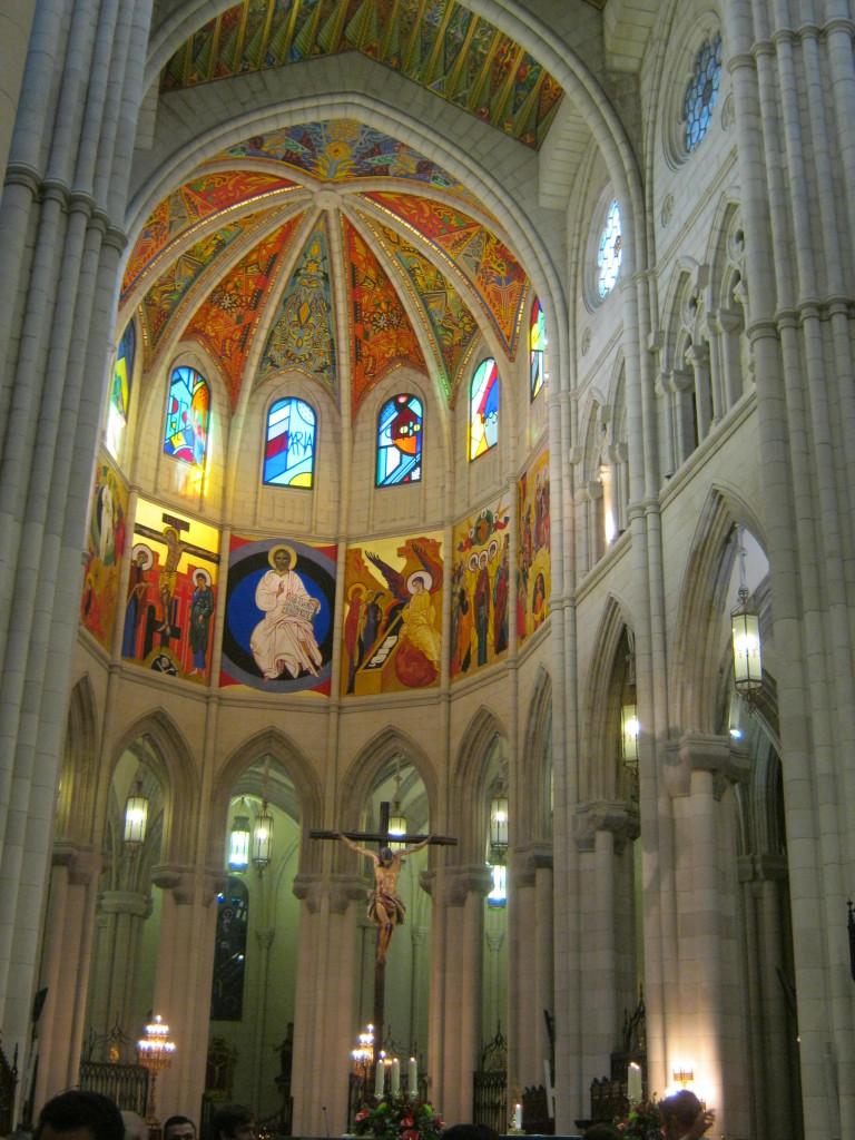 Biserica  Regala Madrid