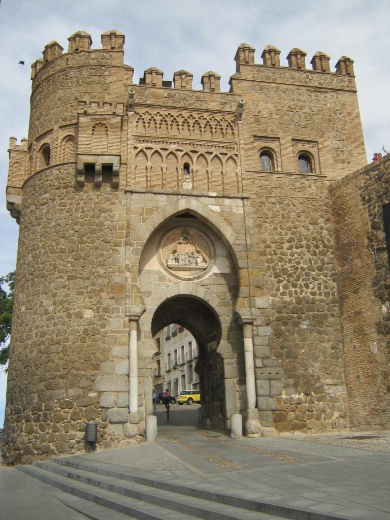 Puerta del Sol - Toledo