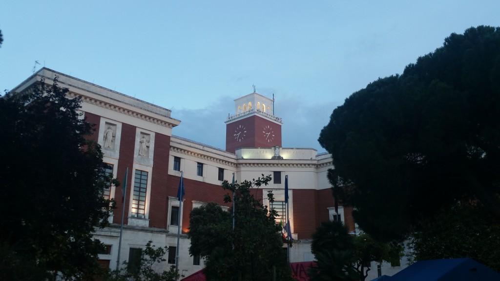 Palazzo di Città e Torre dell'orologio